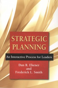 Strategic Planning emphasizes the techniques by which participants can help an organization plan for change.