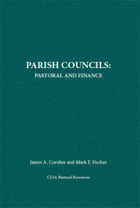 The book treats pastoral and finance councils from the standpoint of canon law.